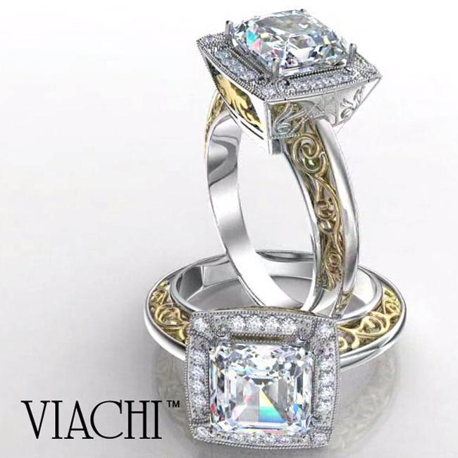 platinum-18kt-yellow-gold-modified-princess-cut-diamond-ring-by-viachi