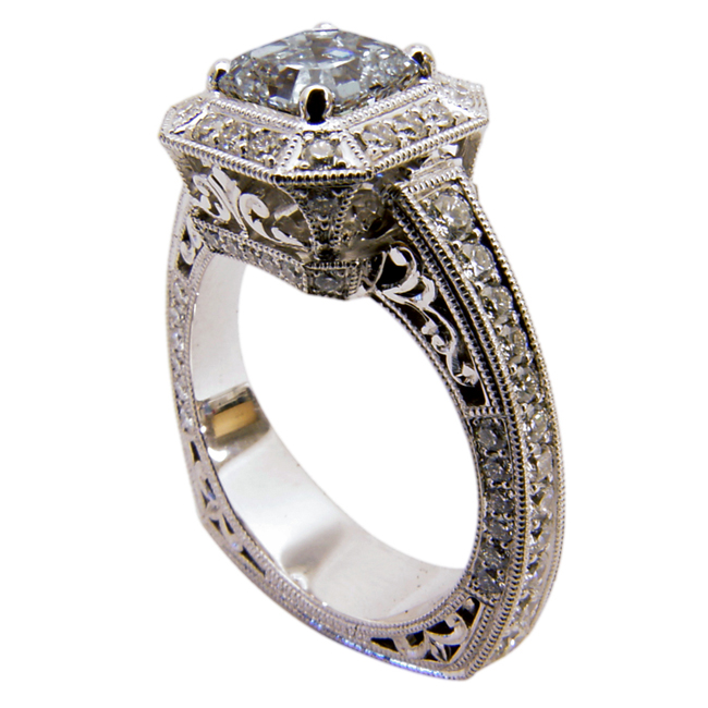 platinum-princess-cut-diamond-filigree-hand-engraved-ring-by-rgc