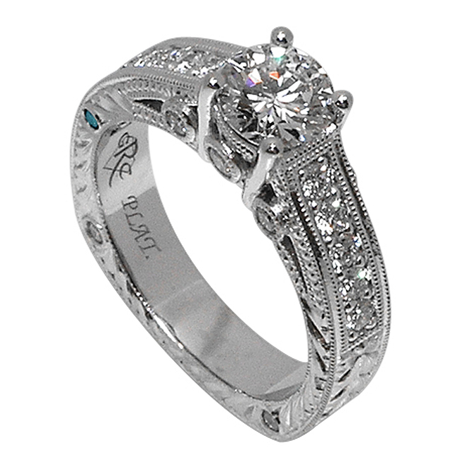 platinum-round-brilliant-diamond-hand-engraved-ring-by-rgc