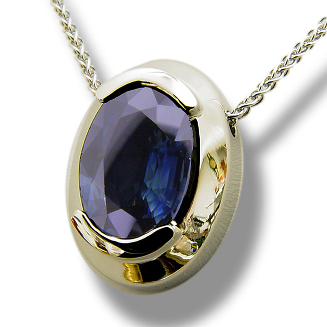 14kt-white-gold-oval-blue-sapphire-pendant-by-rgc