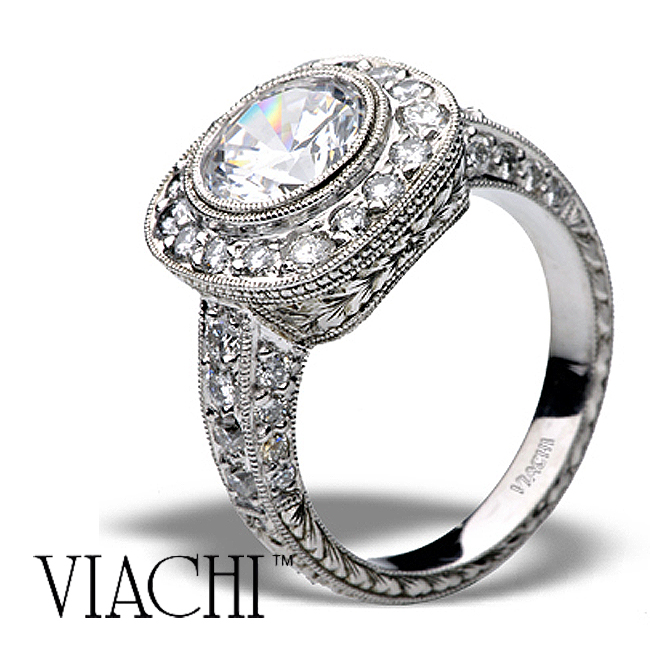 platinum-halo-round-brilliant-diamond-hand-engraved-ring-by-viachi