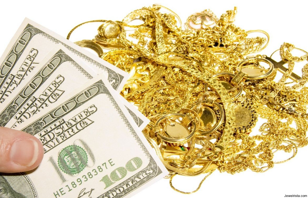 Rock N Gold Creations buys gold jewelry and coins.