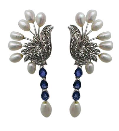 Fine Estate Earrings