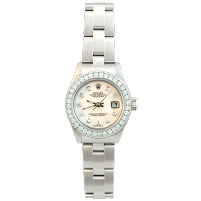 Ladies' Date Just Rolex Watch