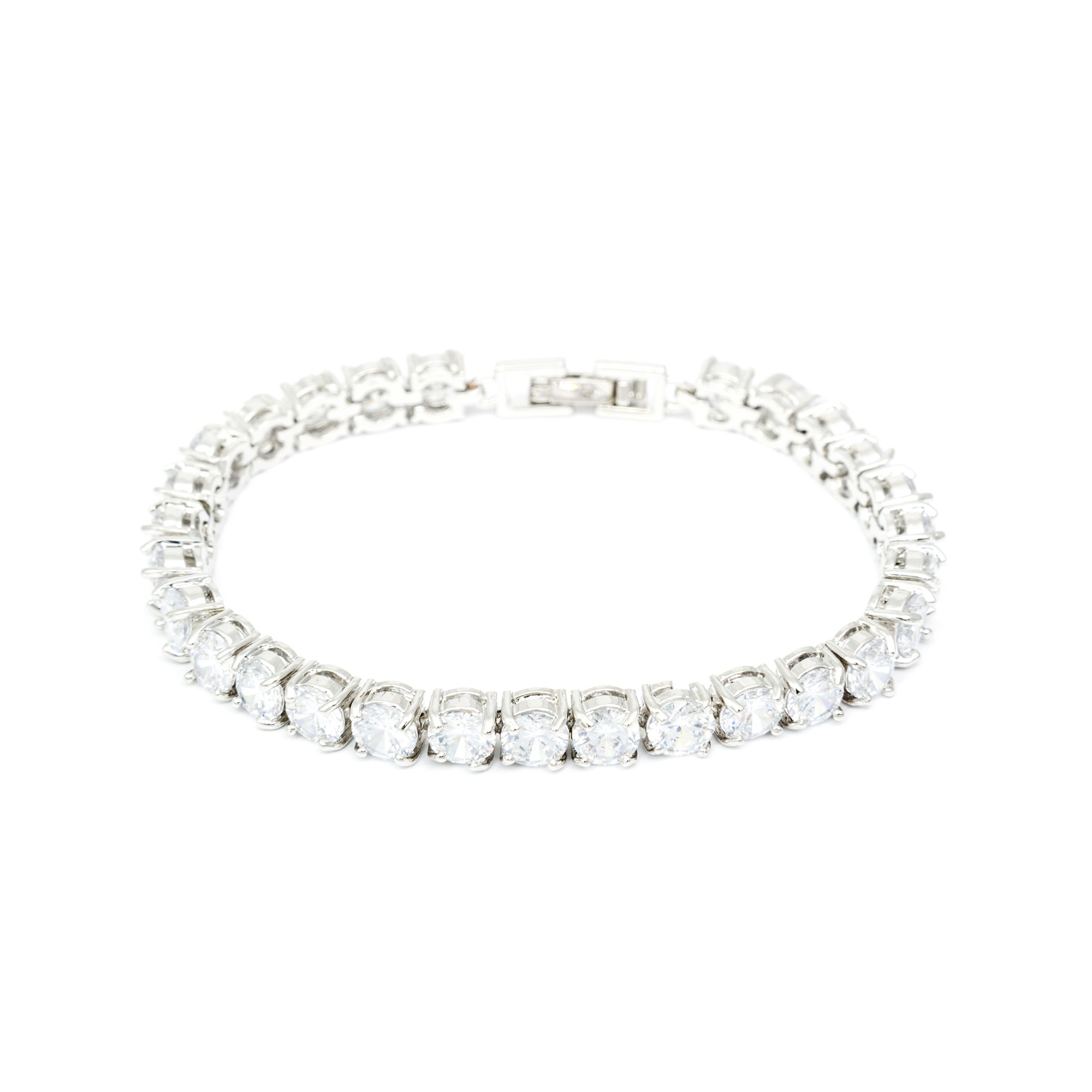 Platinum-Diamond-Tennis-Bracelet